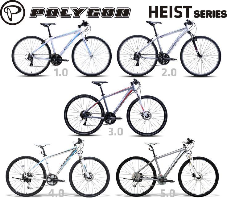 2013 POLYGON HEIST Series