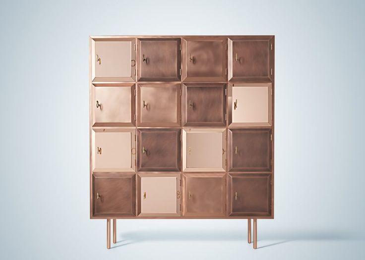 furniture design cabinet. nika zupancu0027s longing cabinet for de castelli unlocks a sense of mystery metal furniturecabinet designstore furniture design c