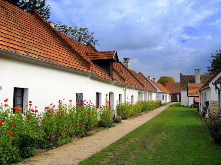 Falumúzeum udvara, Magyarpolány
