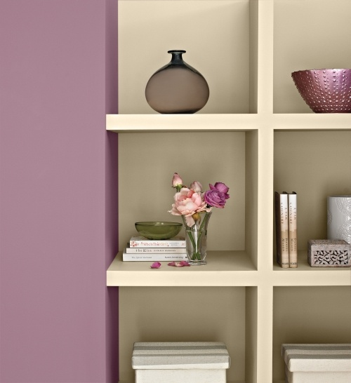 We Love Soft Berry From Crown Paints Furniture Decor