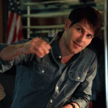 Pin for Later: 17 Reasons David Giuntoli Should Be Your Cute New TV Crush So Cute, Right?