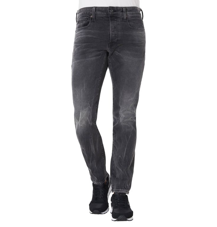 Jeans, Slim Fit, Waschung