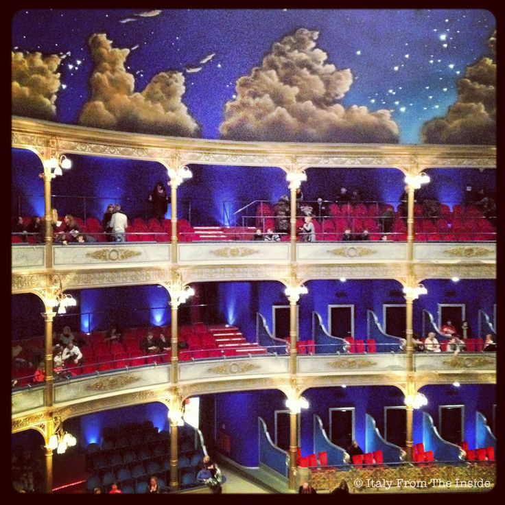 Teatro Rossetti- Italy From the Inside