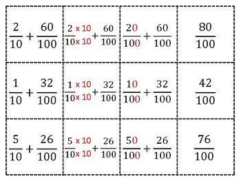 Best 25+ Add fractions with unlike denominators ideas on Pinterest ...