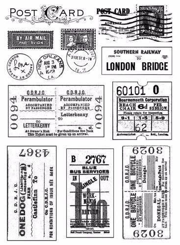 vintage tickets - Google Search
