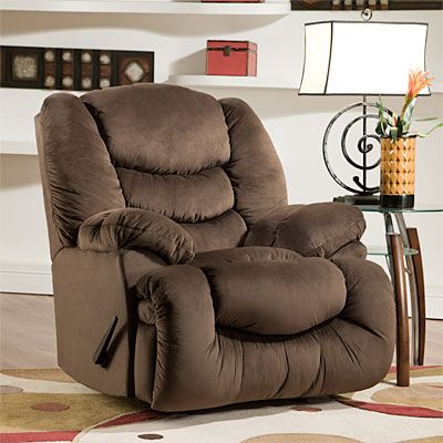 Stratolounger® Calais Oversized Chocolate Recliner at Big Lots. & 191 best Living Lounge images on Pinterest | Throw pillows Accent ... islam-shia.org