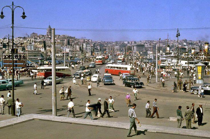 Eminönü / 1962 civarı