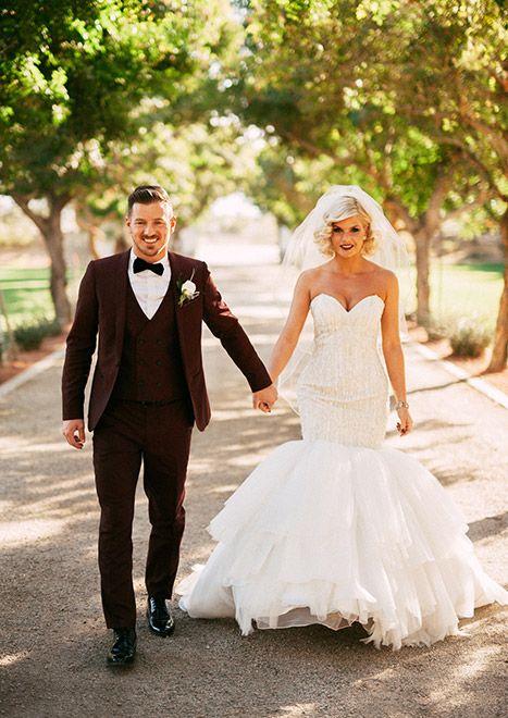 Ben caldwell wedding