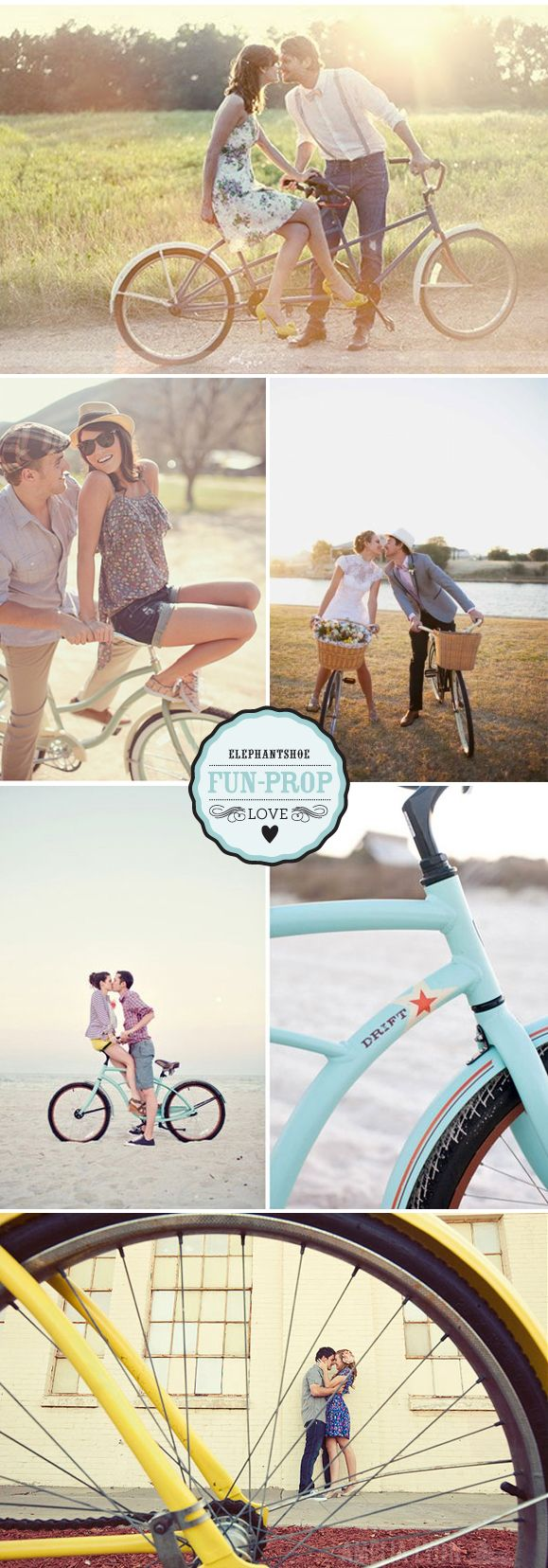 would be cute for an anniversary shoot ... i need a cool looking retro bike!
