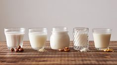 The milk aisle is ever-changing! When you're trying to get to healthy cholesterol levels, you'll want to limit the amount of saturated fat and cholesterol in your diet. Here, the 9 best and worst milks for your cholesterol levels. #healthyeating #hearthealth   everydayhealth.com