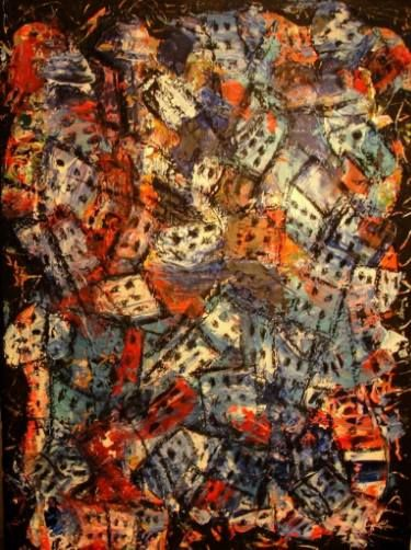 "Saatchi Art Artist Paolo Cervino; Painting, ""City Crac n. 43"" #art"