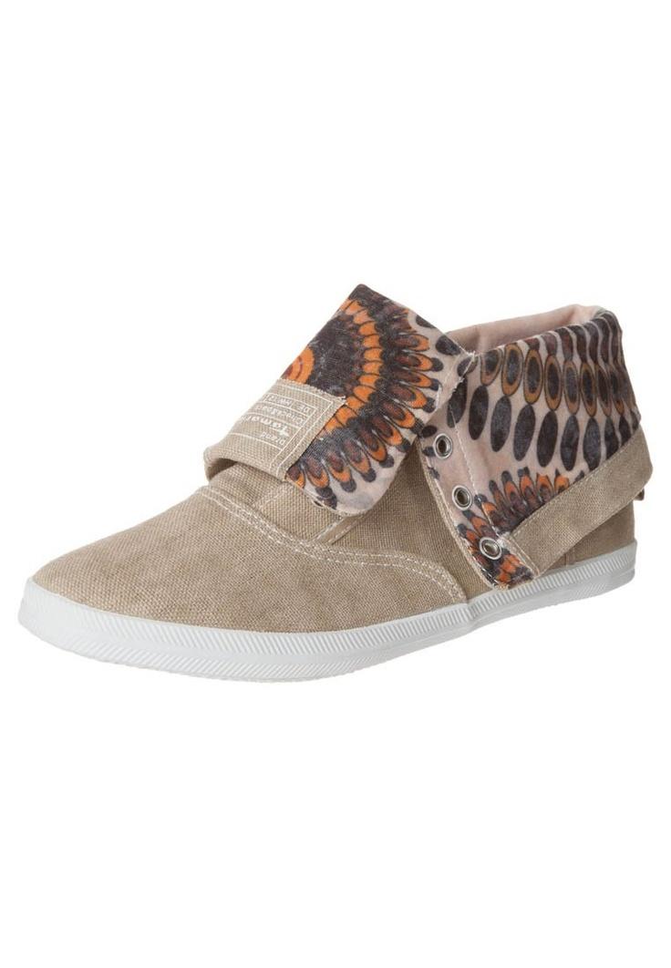 Tamaris - Sneaker high - sand