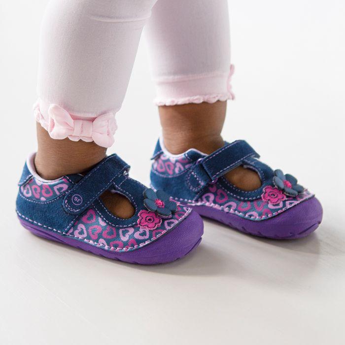 SRT Soft Motion Cynthia  #striderite  #purplepassion