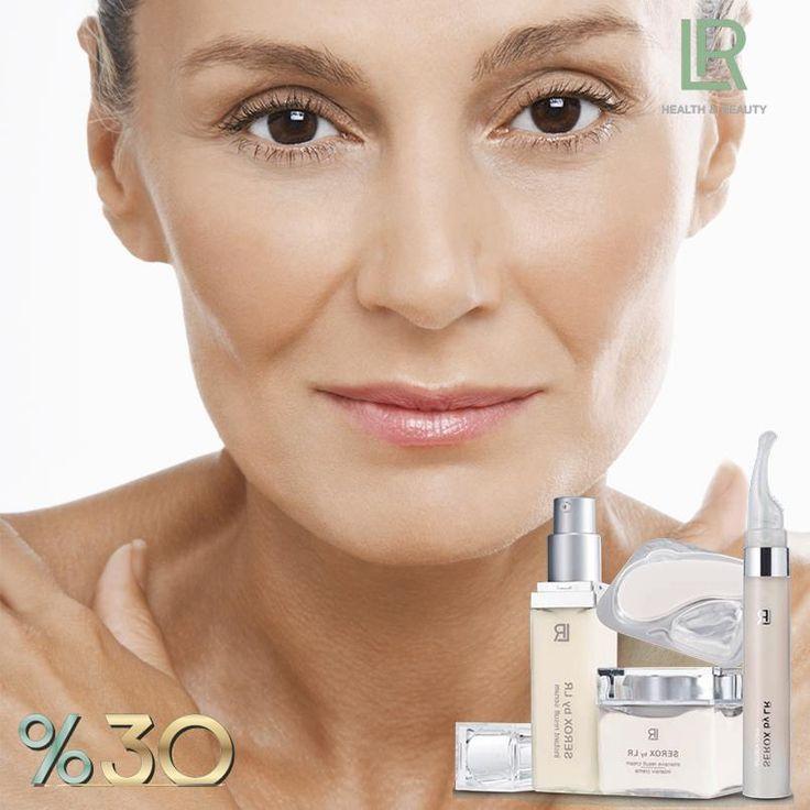 Yaşlanma karşıtı uzman Serox by LR, yüzünüzden yılların tüm izlerini kaldırır. Bu ay 30. yaşımıza özel %30 set indirimini kaçırmayın!whatsap:5358267248 set fiyatı:235 tl