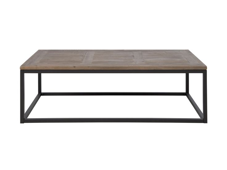 GABY Soffbord 130 Trä/Metall i gruppen Inomhus / Bord / Soffbord hos Furniturebox (100-90-117590)