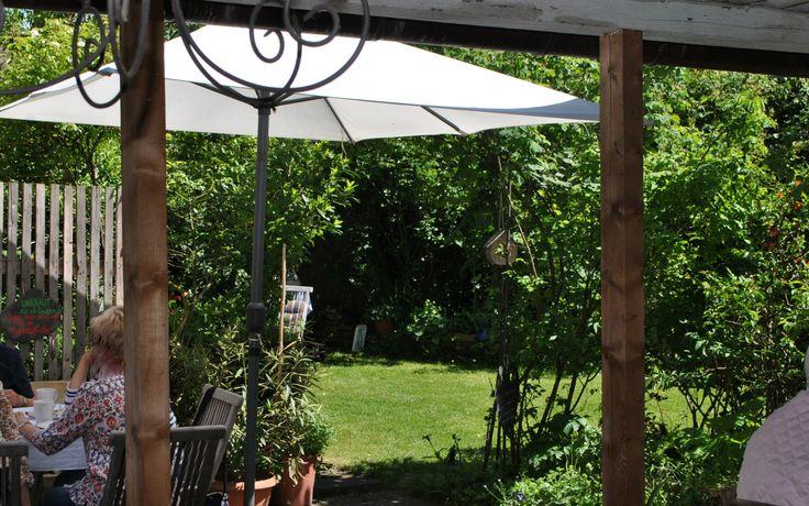 Ausflugsziel: Zu Gast im Garten im MittwochsCafé Klein Krotzenburg