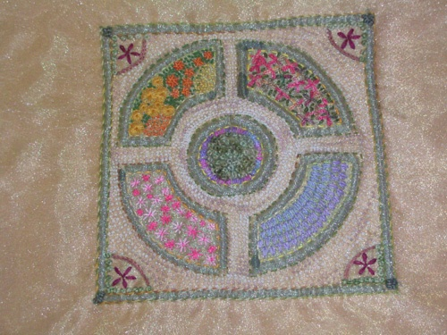 18 best knot gardens in embroidery images on pinterest for Tudor knot garden designs