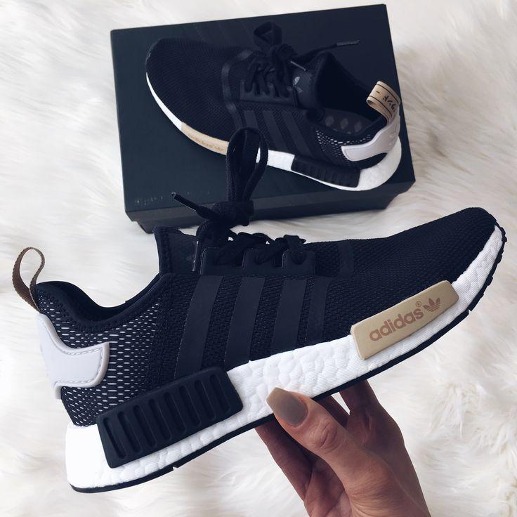 Adidas NMDs - Instagram: @brittany_dawn_fitness