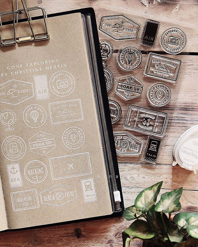 I've been asked so much about these #stamps and they are absolute loove! This is…