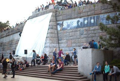 Stalin / Letna Park #event #summertime