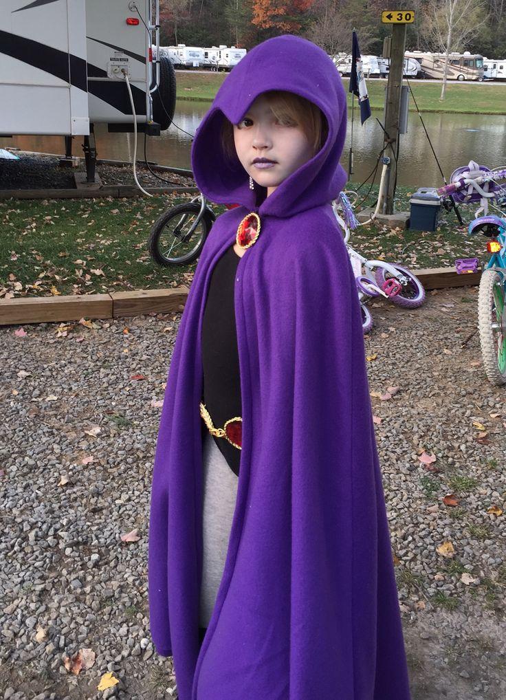 Raven Teen Titan  Costumes In 2019  Halloween Costumes -4906