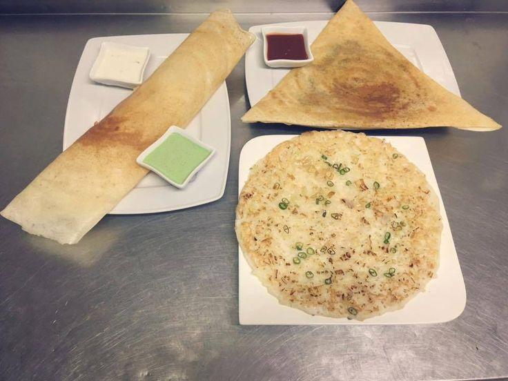 """Dobra wiadomość dla ciekawych kuchni Południowo Indyjskij i smakoszy Dosa. Jeśli szukasz czegoś prostego i szybkiego , smacznego i pożywnego - te dania są dla Ciebie. Oto nasza rewelacyjna oferta Indian Dosa i Uttapam. Tylko Karma - Restauracja Indyska oferuje przygotowane przez naszego szefa, specjalistę kuchni southindian """" PRABAHARANA '. Jego dania są prawdziwymi klasykami a smakują jak w domu. Żyjąc w ciągłym pośpiechu nie zawsze mają Państwo czas na coś świeżego I domowego. My taki…"""