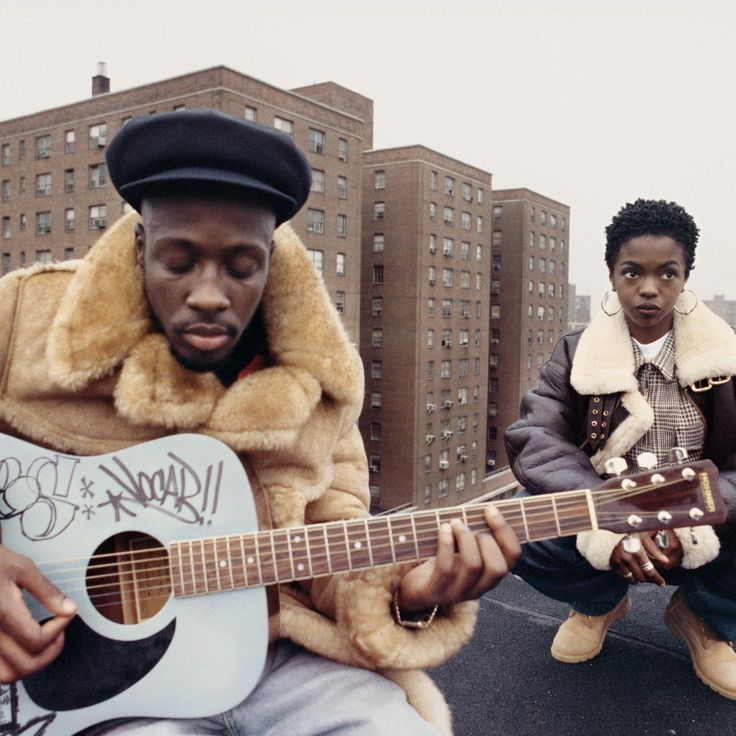 intimate images of biggie and the fugees from hip-hop's golden age
