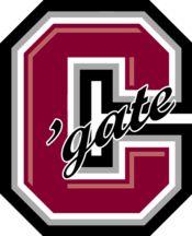 Raiders, Colgate University (Hamilton, New York) Div I, 1st Conf: Patriot League #Raiders #Hamilton #NCAA (L5985)