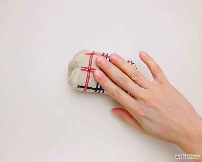 Make a Rice Sock Step 6