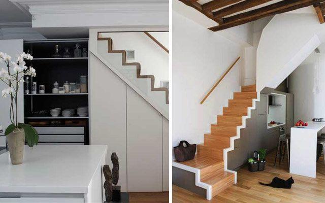 534 mejores im genes sobre escaleras en pinterest - Imagenes de escaleras ...