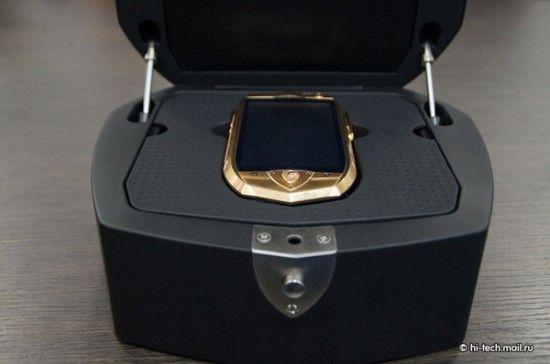 Lamborghini joins the luxury Android market