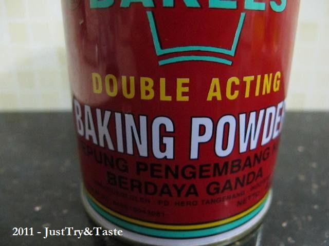 Informasi mengenai Baking Powder, Baking Soda, Cream of Tartar, Cake Emulsifier & Ragi Roti