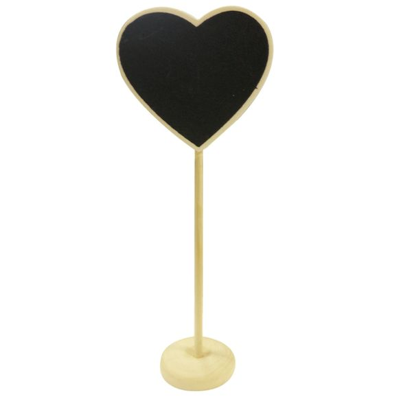Gorgeous heart mini chalkboard complete with stand!  Versatile and stylish these chalkboards make a gorgeous addition to any party or event - use them as place cards, food labels, dessert tables and more!    #chalkboard #blackboard #diy #craft #desserttable #partystyle #partytheme #happybirthday #partyinspo #eventstyling #eventplanner #kidsparty #partyshop #partydecor #partysupplies #inspiration #littlebooteekau #confettiballoons #christening #engagement #firstbirthday