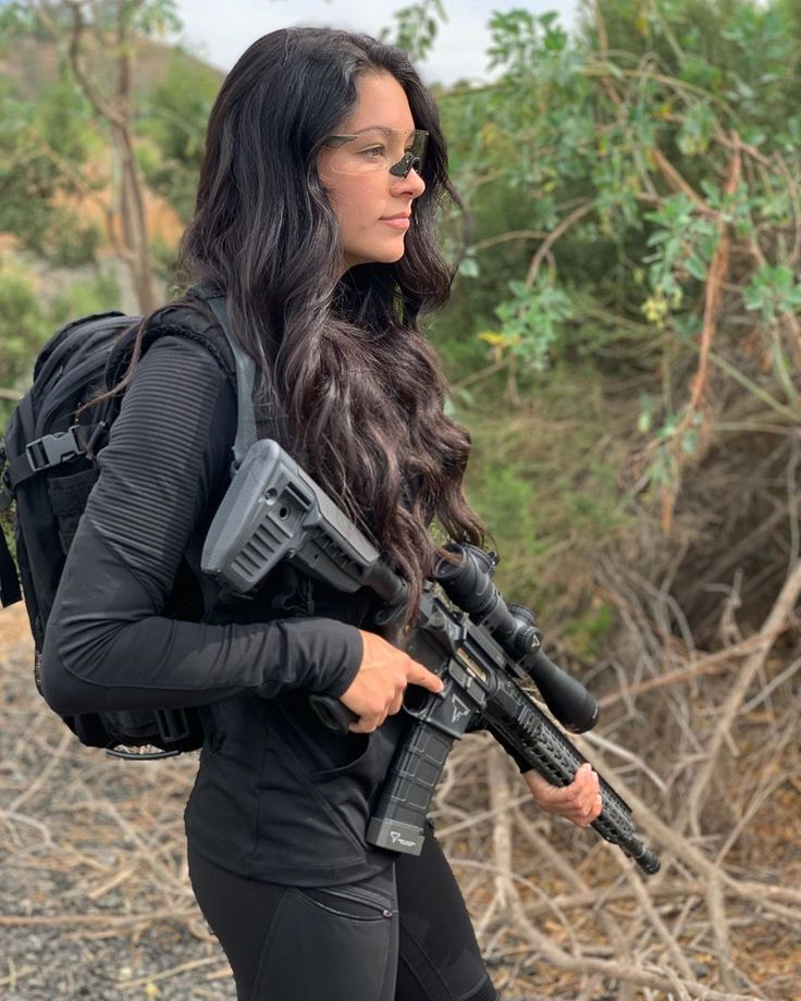 Toni McBride in 2020 Girl guns, Military girl, Girl