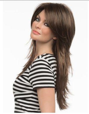 NOUVEAU!! – SHENNA d'Alan Eaton chez Envy Wigs – Dans la tendance avec le shag pour …   – tunsoare potrivita
