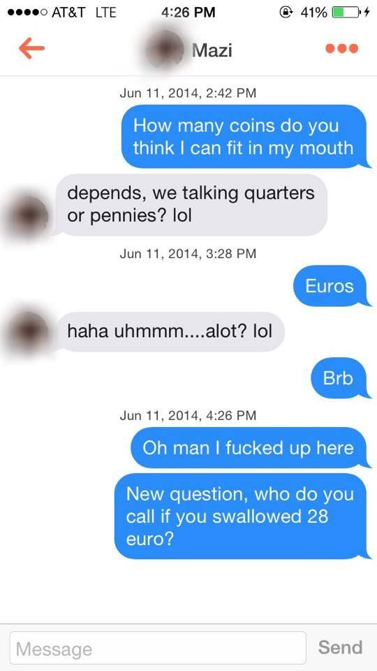 This Guy Is The Most Epic Tinder Troll Alive. Five pages worth of AWESOME! - CS