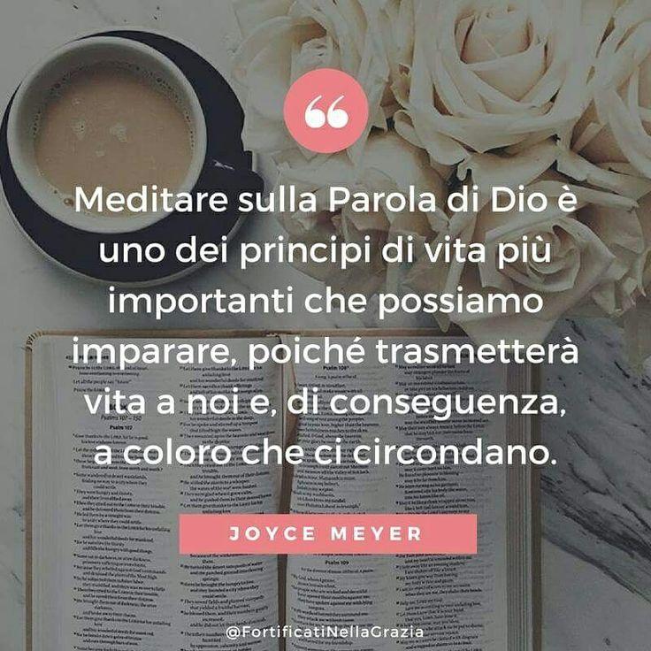 #JoyceMeyer #citazioni #frasicristiane #motivazione #incoraggiamento #fede #devotional #dailydevotion #pensieri #GrazieGesù #crescita #vita #fortificatinellagrazia