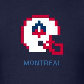 8-Bit Montreal Alouettes