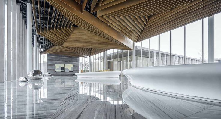 Gallery of Chongqing Central Park Life Experience Center / gad - 5