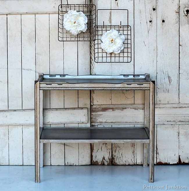 diy metallic furniture. paint furniture using latex for the perfect finish diy metallic
