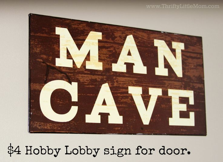 How to Create a Man Cave on a Budget  