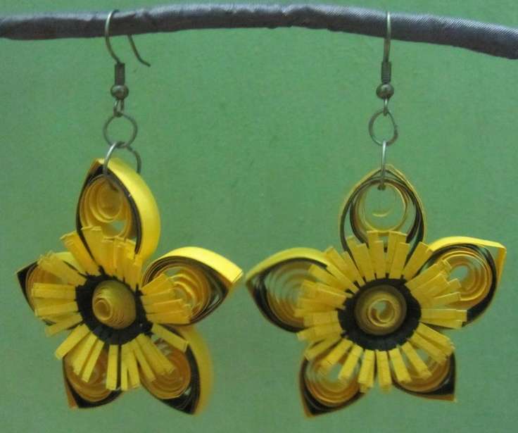 1000+ images about Quilling-Jewelry on Pinterest | Paper ...