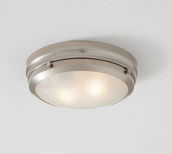 Amazing Low Profile Closet Light Fixture Roselawnlutheran
