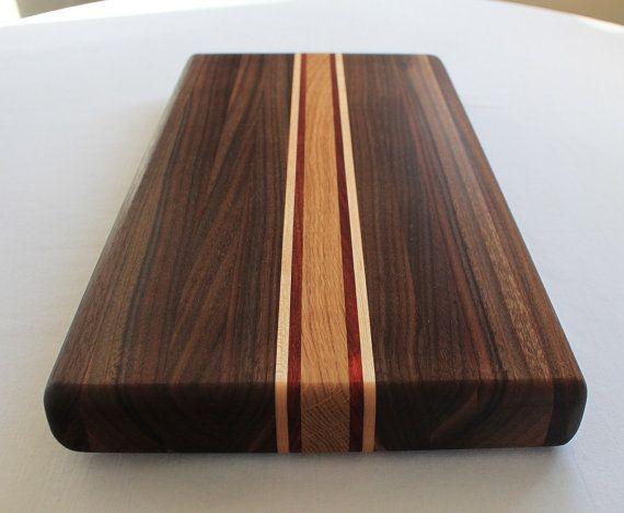 Walnut Cutting Board - Medium