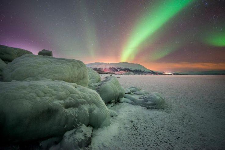 Abisko, Lappland