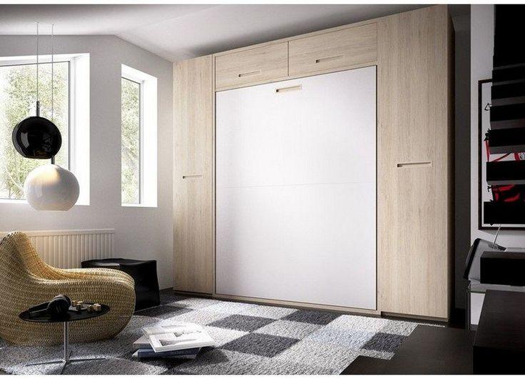 M s de 25 ideas incre bles sobre camas abatibles en for Habitaciones juveniles completas baratas