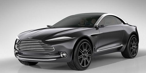2016 Aston Martin DBX