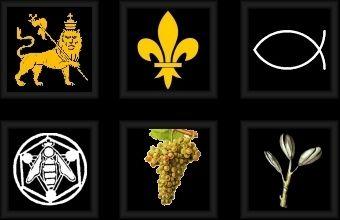 Risultati immagini per leone di giuda stemma