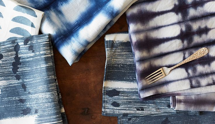 Textile Designer Rebecca Atwood and Her First Tabletop Collection | Rue