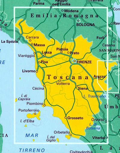 duronia italy map tuscany - photo#9